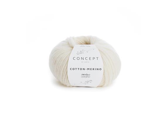 Cotton-Merino 100 50g