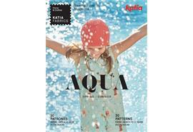Katia Fabrics Nähheft AQUA D/I FS 2020