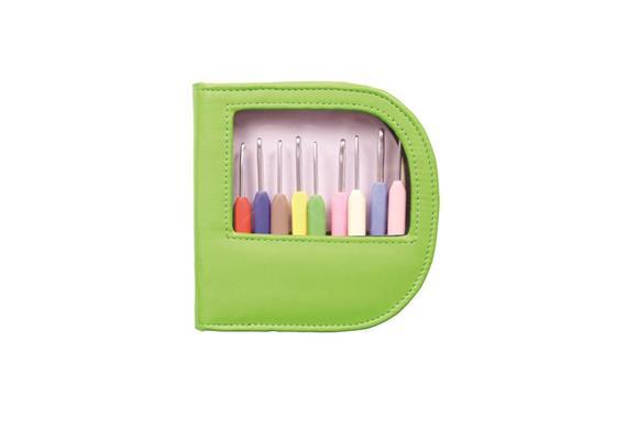 KnitPro Häkli-Set grün