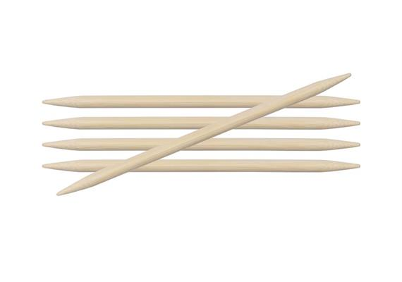 KnitPro Nadeln Bambus Spiel 15cm 3.5
