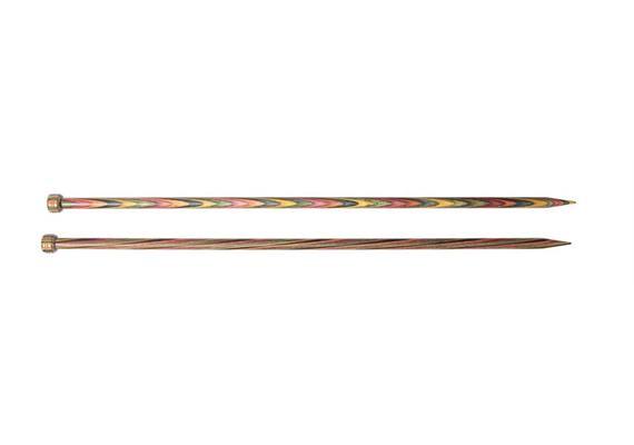 KnitPro Nadeln Symfonie Paar 40cm 8.0