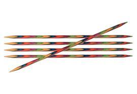 KnitPro Nadeln Symfonie Spiel 15cm 2.5
