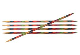 KnitPro Nadeln Symfonie Spiel 20cm 5.0