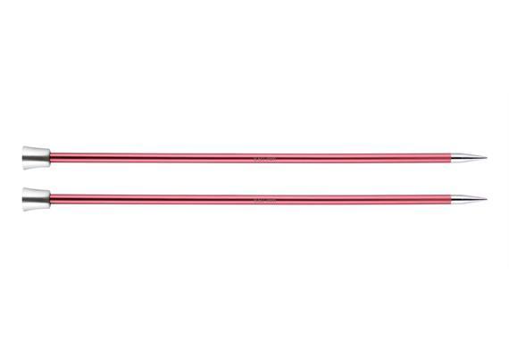 KnitPro Nadeln Zing Paar 35cm 6.5