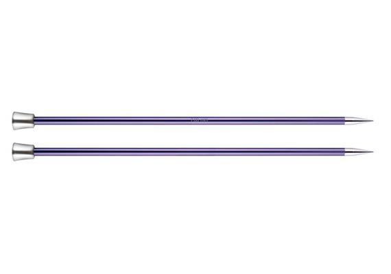 KnitPro Nadeln Zing Paar 35cm 7.0