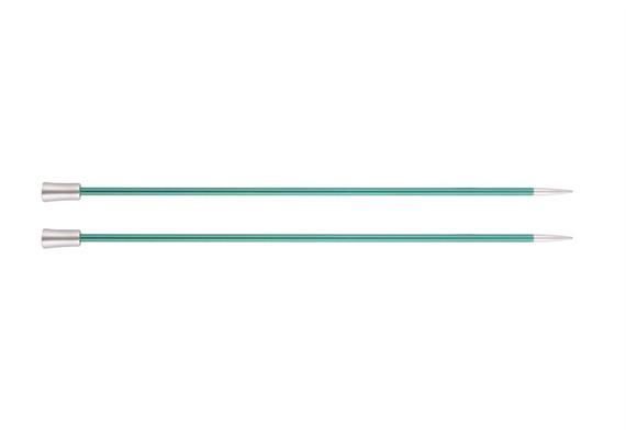 KnitPro Nadeln Zing Paar 35cm 8.0