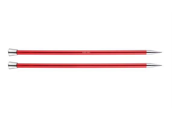 KnitPro Nadeln Zing Paar 35cm 9.0