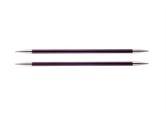 KnitPro Nadeln Zing Spiel 20cm 6.0