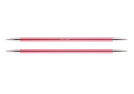 KnitPro Nadeln Zing Spiel 20cm 6.5