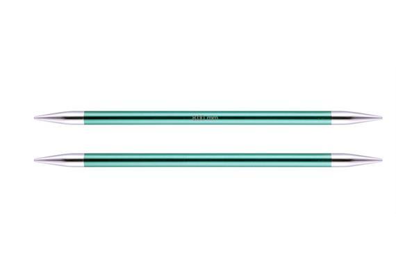 KnitPro Nadeln Zing Spiel 20cm 8.0