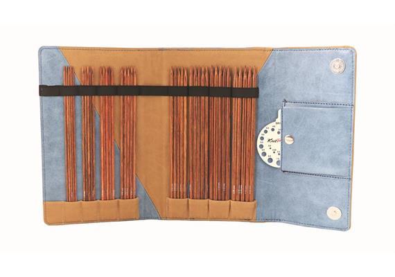 KnitPro Nadelspiel-Set Ginger 20cm