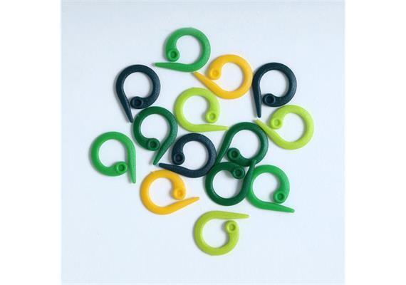 KnitPro offene Maschenmarkierer neue Farbe