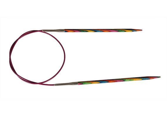 KnitPro Rundstricknadeln Symfonie 80cm 2.0