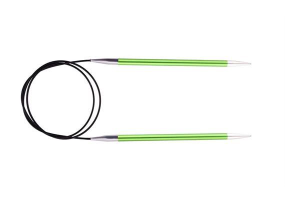KnitPro Rundstricknadeln Zing 80cm 3.5