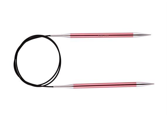 KnitPro Rundstricknadeln Zing 80cm 6.5