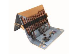 KnitPro Rundstricknadelspitzen Ginger Set Deluxe