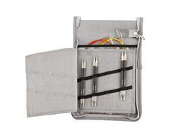 KnitPro Rundstricknadelspitzen Karbonz Set Deluxe