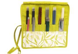 KnitPro Stoff-Etui für Nadelspiele