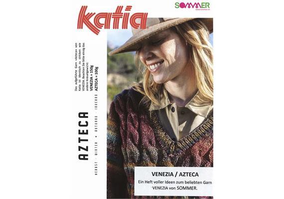 Strickheft Katia Azteca/Venezia deutsch HW 20-21