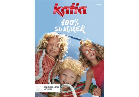 Strickheft Katia Kinder Nr. 97 deutsch FS 2021