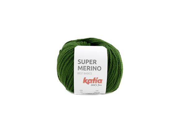 Super Merino 15 100g